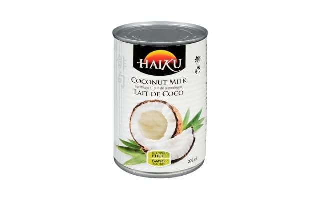 COCONUT MILK, Regular