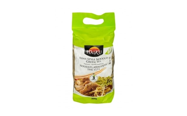 GREEN TEA ASIAN NOODLES