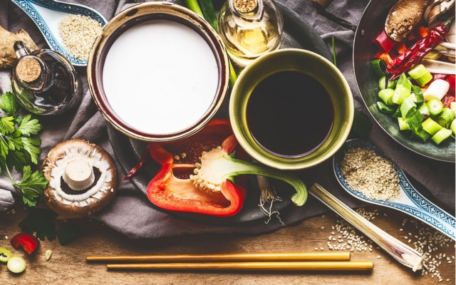 8 Essential Asian Ingredients You Need In Your Pantry