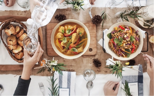 Put Asian cuisine on your holiday menu